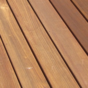 Wooden Pool Decking